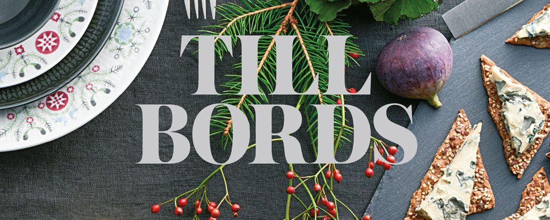Till Bords - En enklare jul